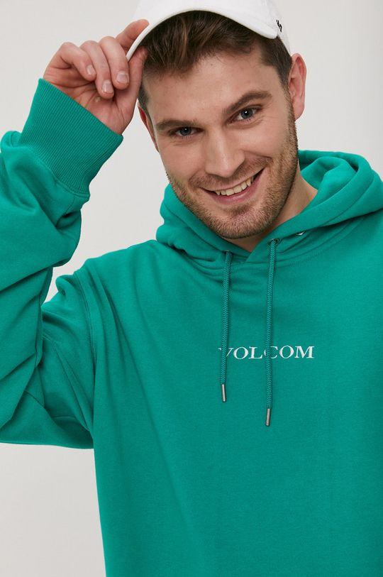 zelená Volcom - Mikina