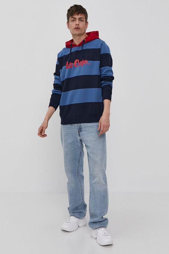 Lee Cooper - Bluza niebieski