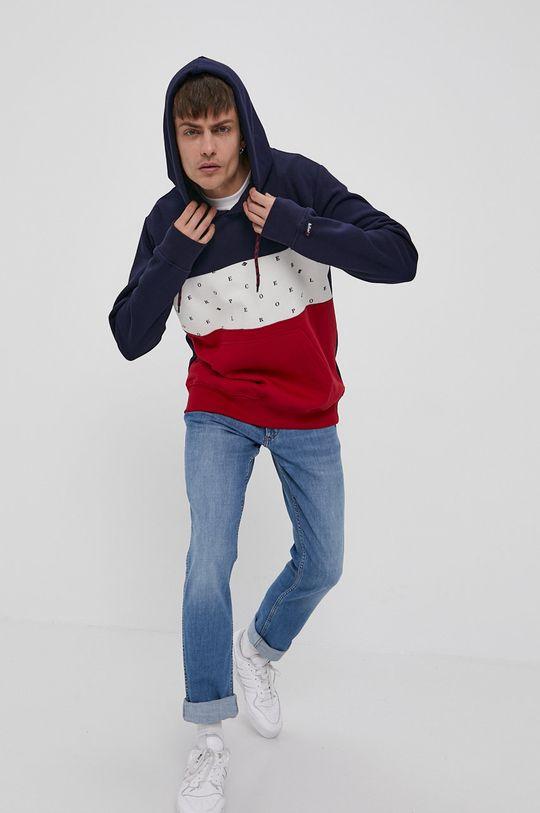 Lee Cooper - Bluza czerwony