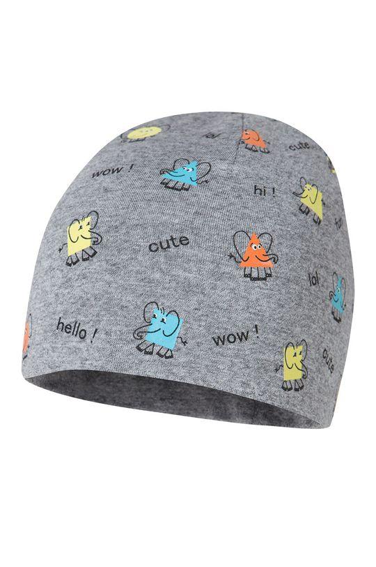 Broel - Dětska čepice ALAN  Textilní materiál