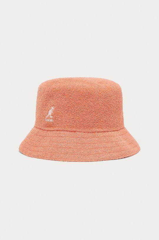 oranžová Kangol - Baret Dámský