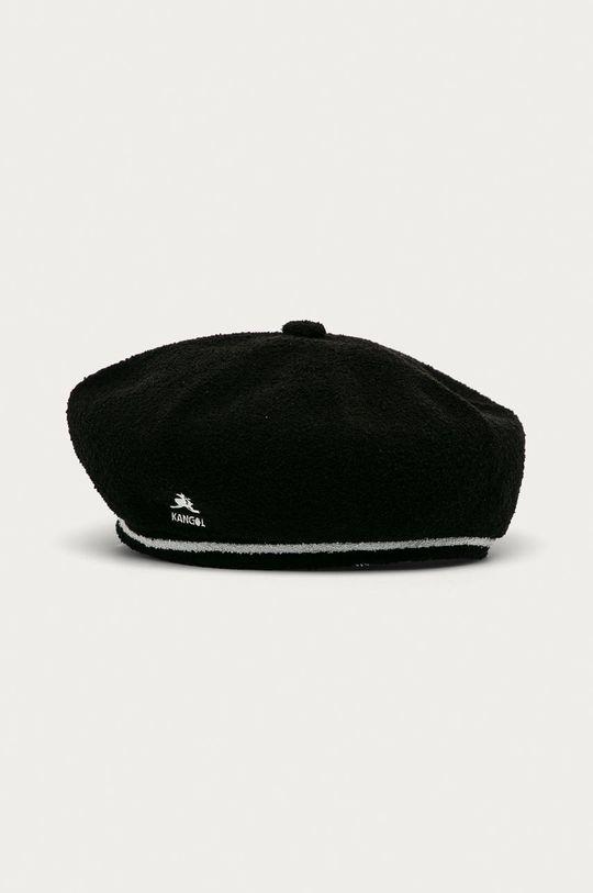 černá Kangol - Baret Dámský