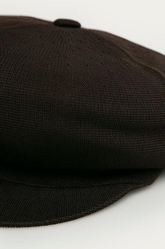 Kangol - Kaszkiet brązowy