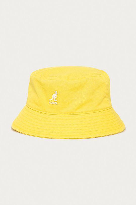jasny żółty Kangol - Czapka Damski