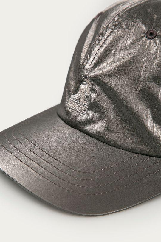 Kangol - Čepice stříbrná