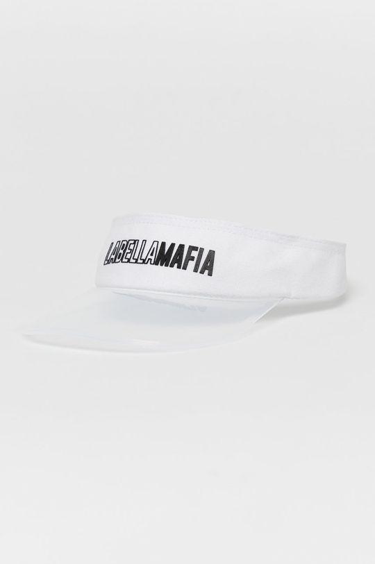biały LaBellaMafia - Daszek Damski