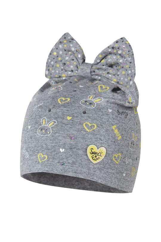 jasně žlutá Broel - Dětska čepice ALA Dívčí