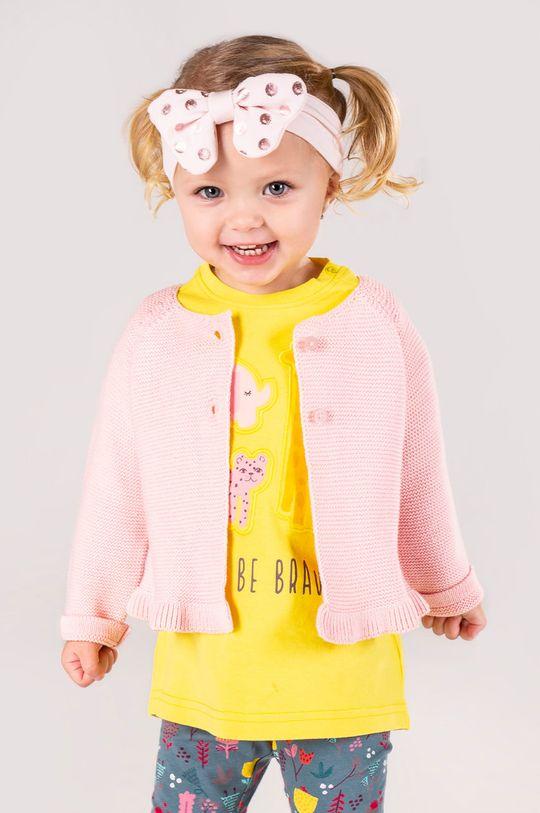 pastelově růžová Broel - Dětská čelenka AURORA Dívčí