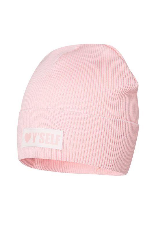 pastelově růžová Broel - Dětska čepice KSENIA Dívčí