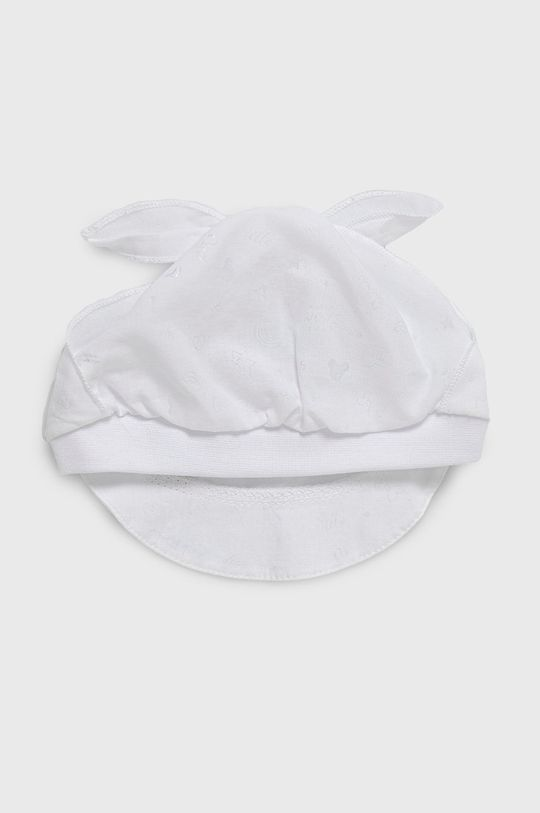 Broel - Dětska čepice Estera bílá