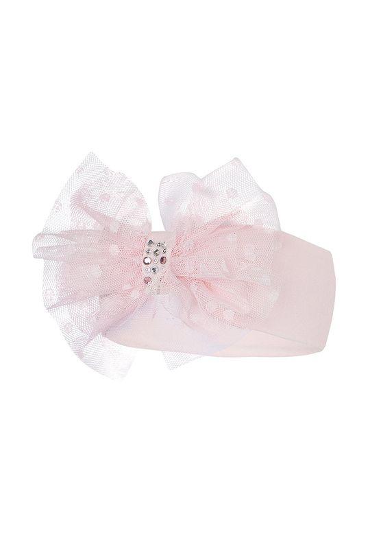 pastelově růžová Broel - Dětská čelenka BIBIANA Dívčí