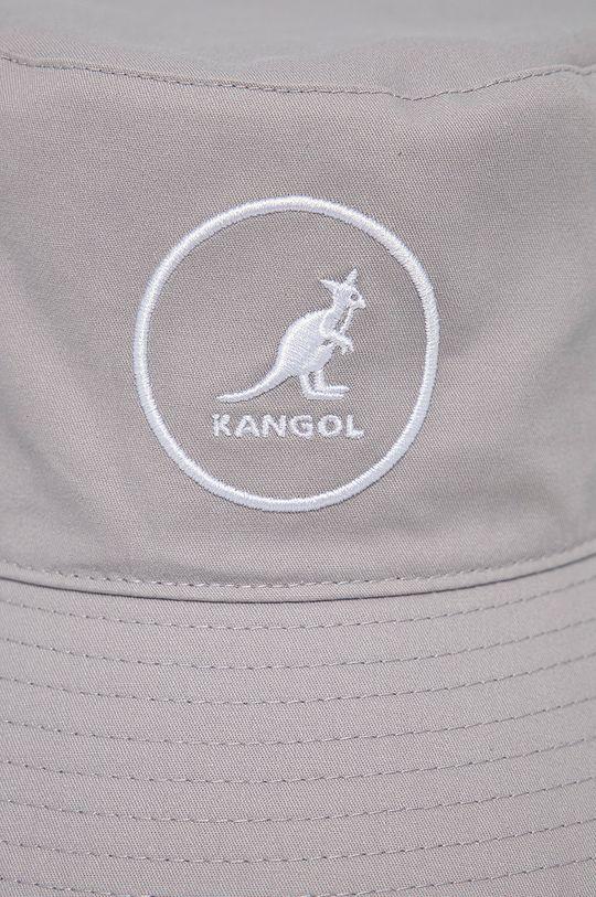 Kangol - Kapelusz jasny szary