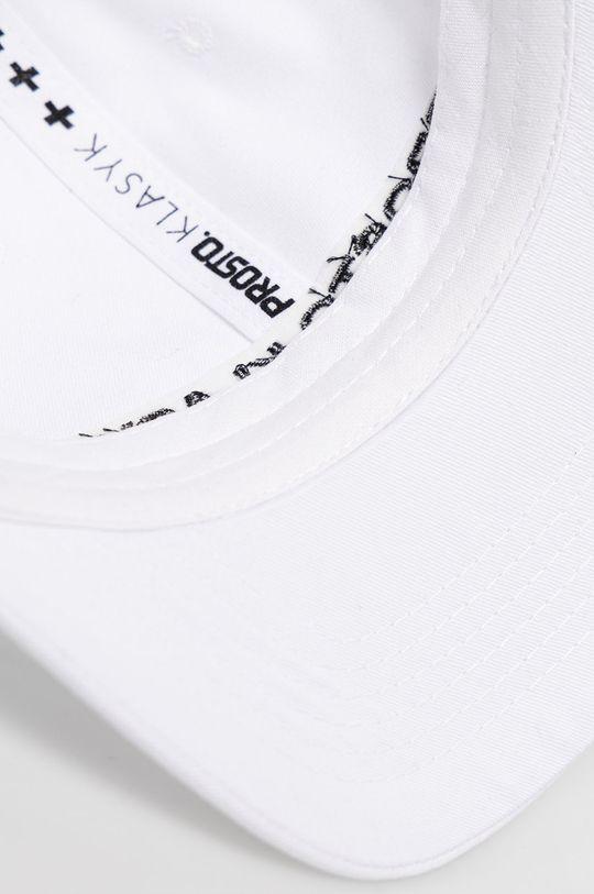 biały Prosto - Czapka