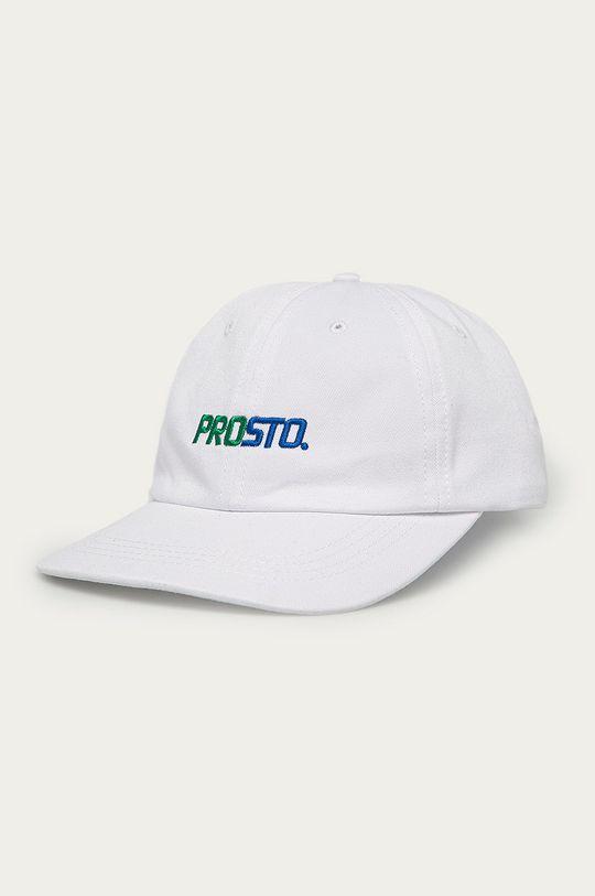 biały Prosto - Czapka Męski