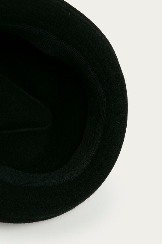 czarny Kangol - Kapelusz