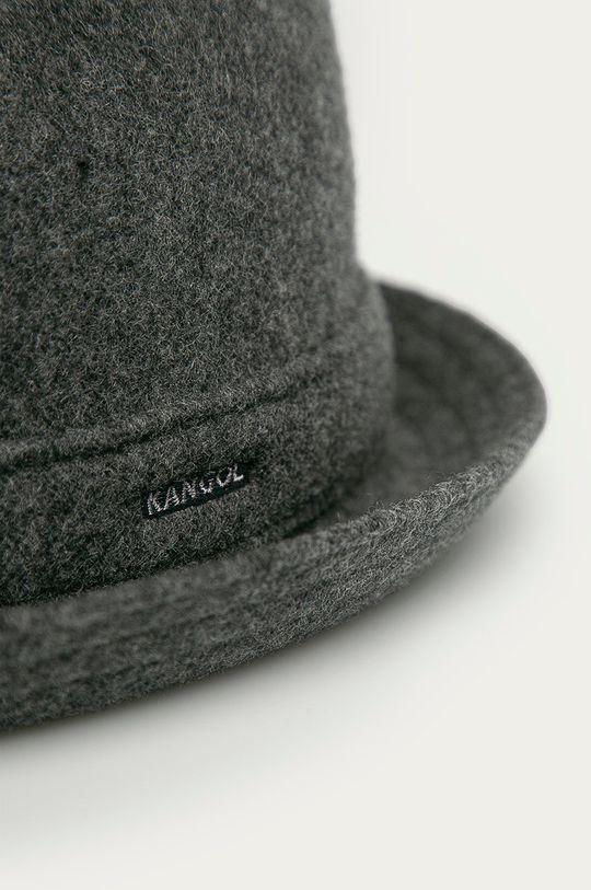 Kangol - Klobouk šedá