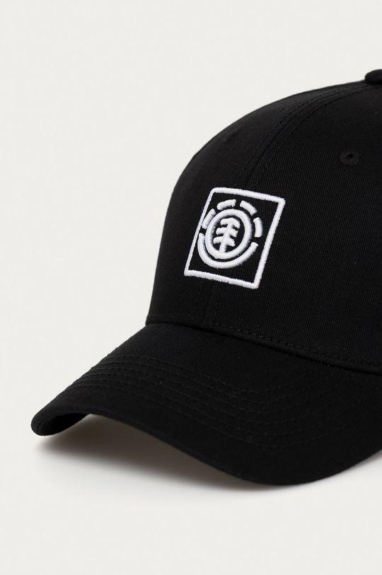 Element - Čiapka čierna