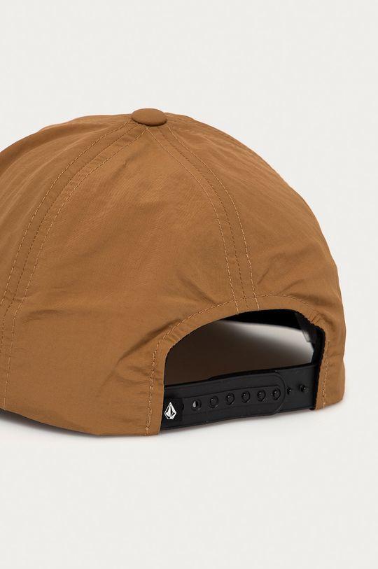 Volcom - Czapka z daszkiem brązowy