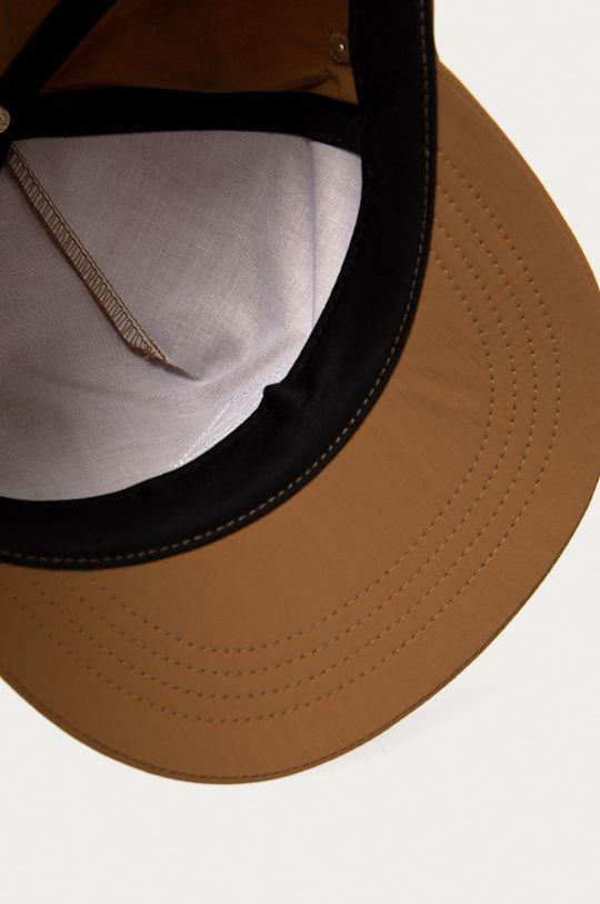 brązowy Volcom - Czapka z daszkiem