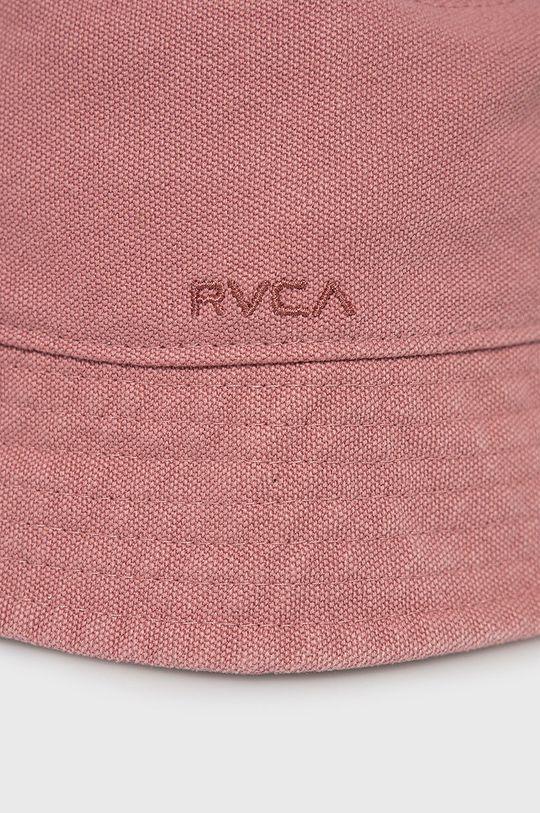 RVCA - Kapelusz czerwony róż