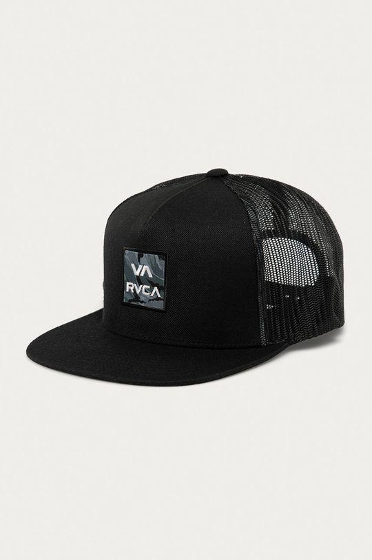 czarny RVCA - Czapka Unisex