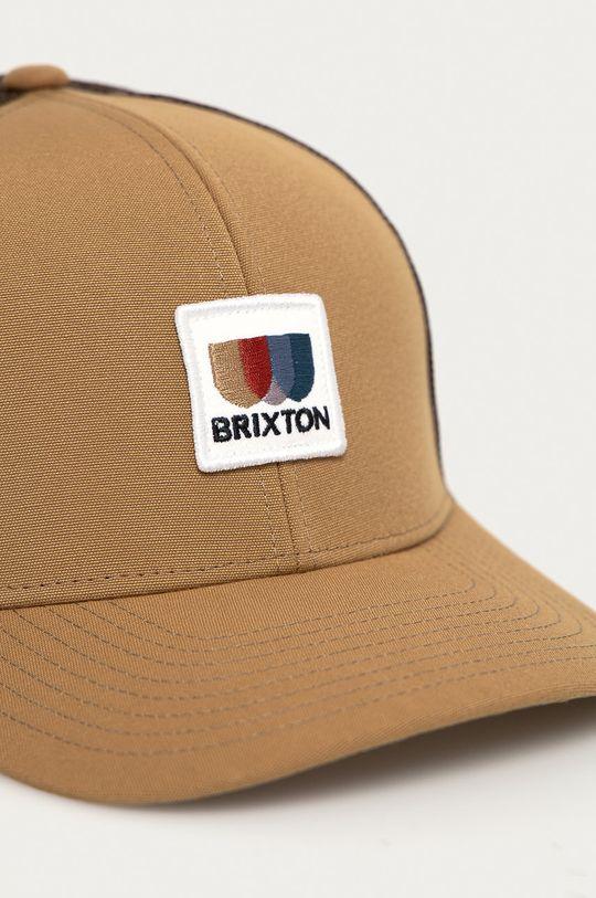 Brixton - Czapka 57 % Poliester, 43 % Bawełna organiczna
