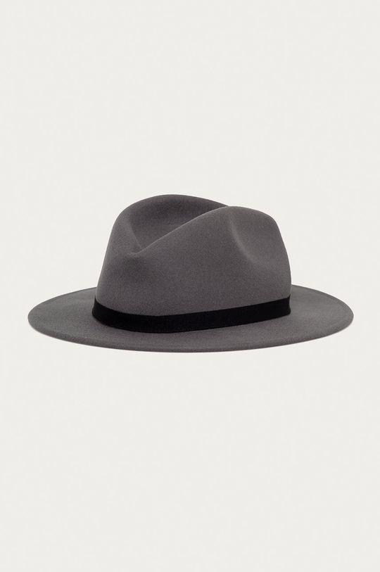 Brixton - Vlnený klobúk  100% Vlna