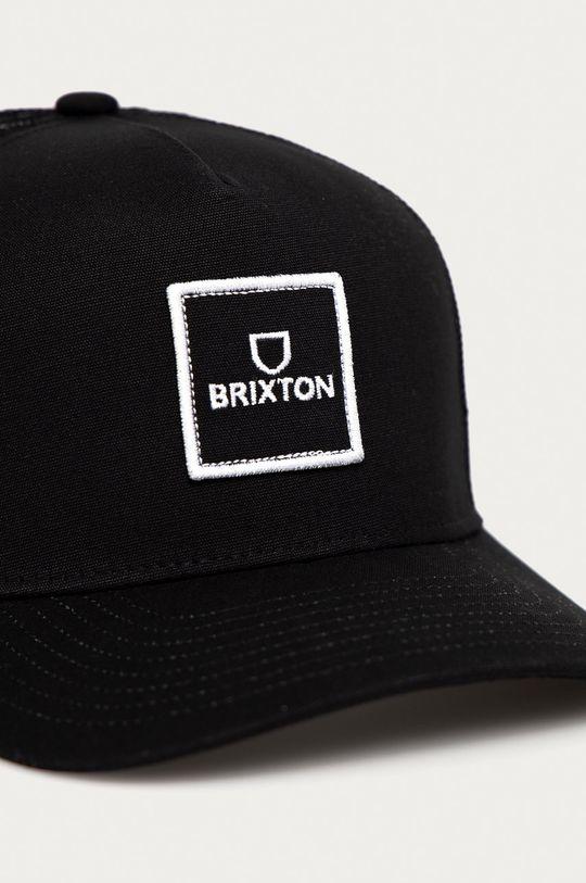 Brixton - Czapka 43 % Bawełna organiczna, 57 % Poliester