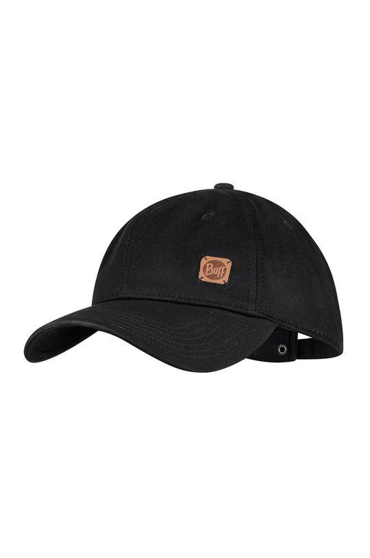 černá Buff - Kšiltovka Solid Unisex