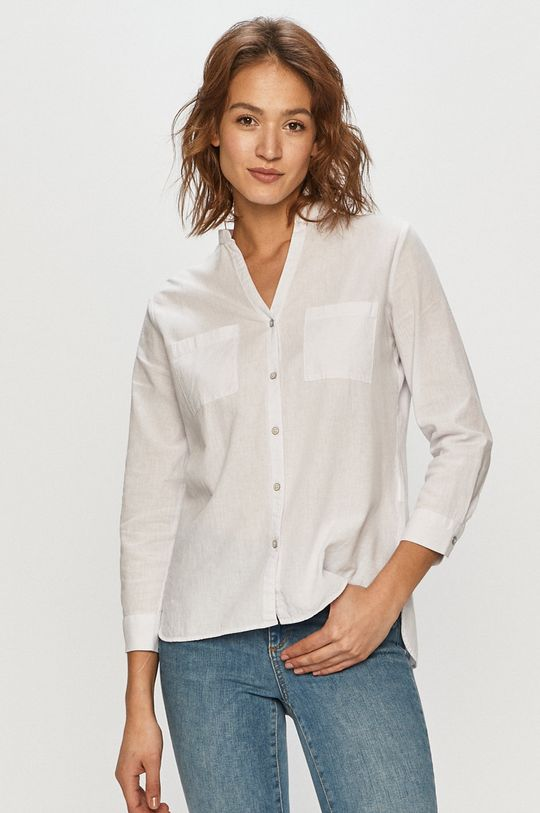 bílá Cross Jeans - Košile Dámský