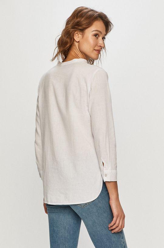 Cross Jeans - Košile  45% Bavlna, 55% Len