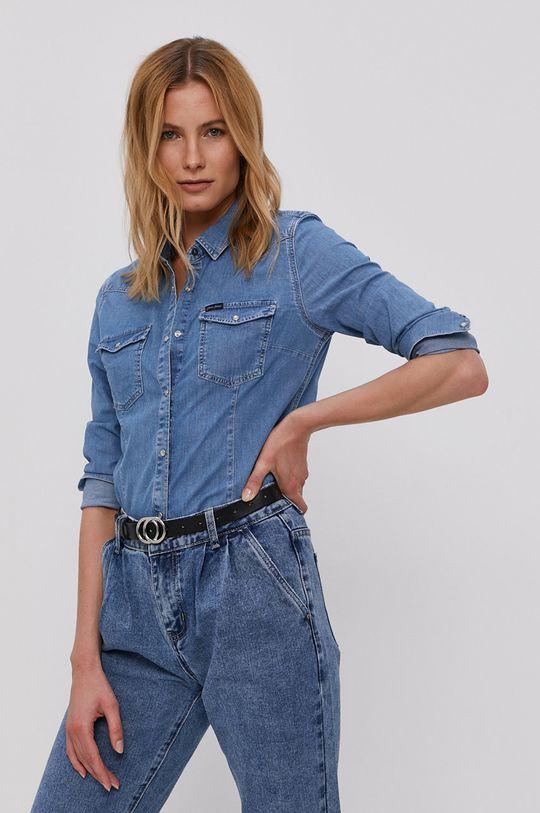 Cross Jeans - Bavlněné tričko Dámský