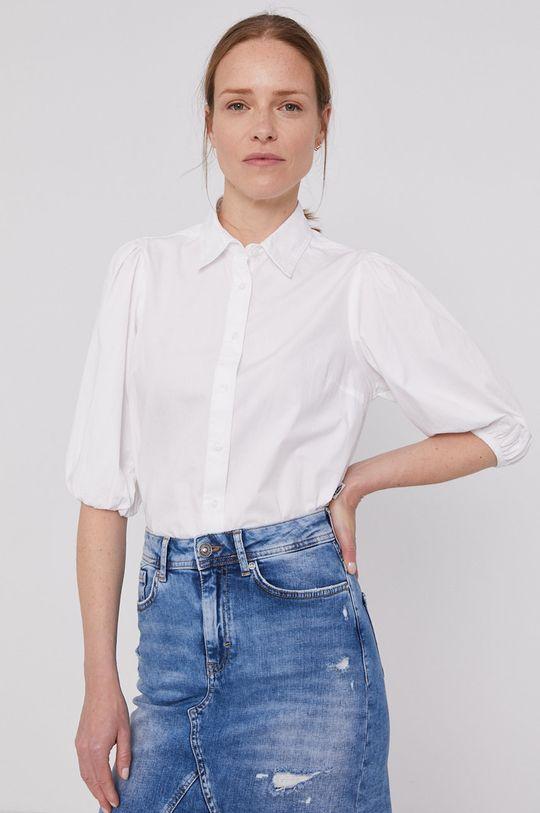 bílá Lee Cooper - Bavlněné tričko Dámský