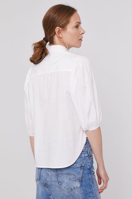 bílá Lee Cooper - Bavlněné tričko