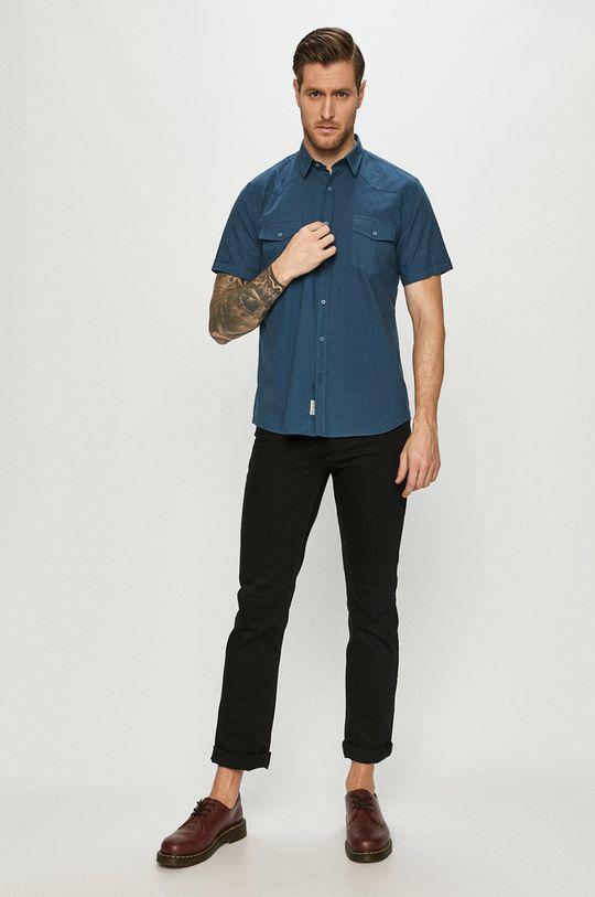 Cross Jeans - Bavlnená košeľa  100% Bavlna