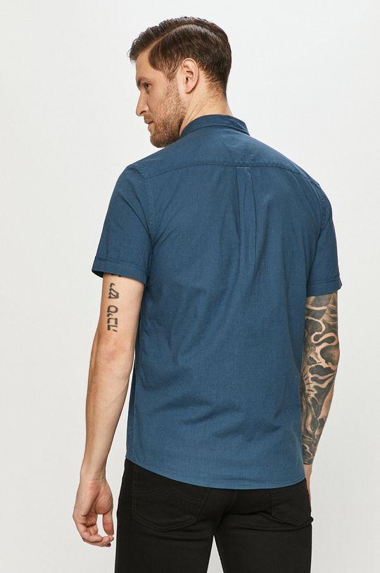 modrá Cross Jeans - Bavlnená košeľa