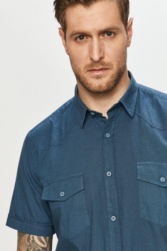 Cross Jeans - Bavlnená košeľa Pánsky