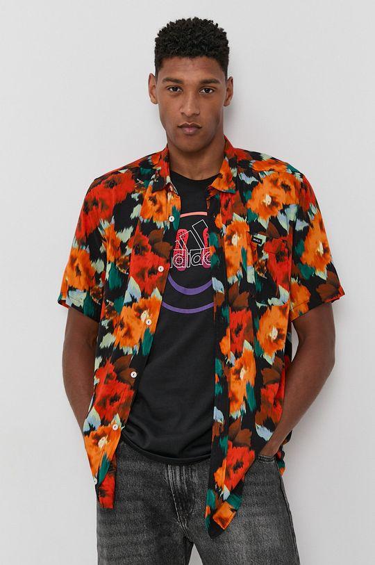 vícebarevná RVCA - Košile Pánský