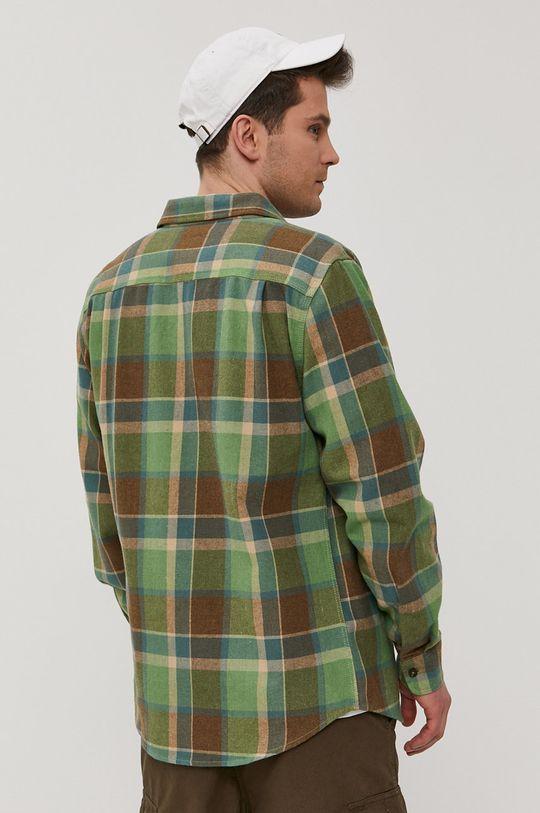 zielony Brixton - Koszula