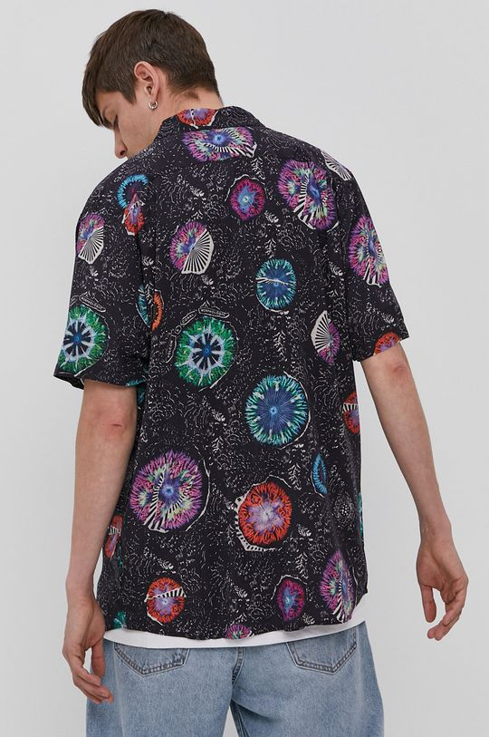 czarny Volcom - Koszula