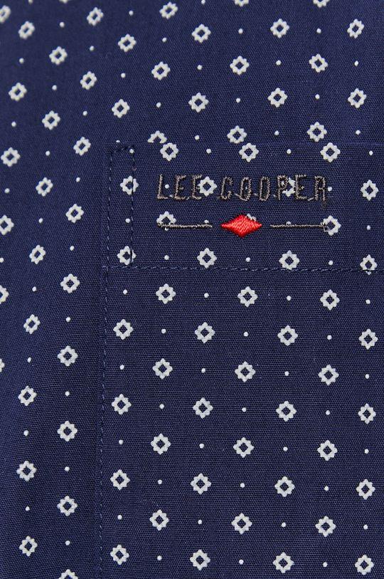 Lee Cooper - Koszula bawełniana granatowy