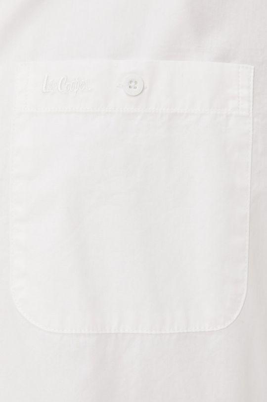 Lee Cooper - Koszula bawełniana biały