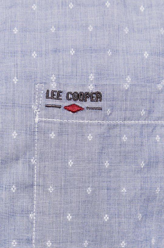 Lee Cooper - Koszula bawełniana niebieski