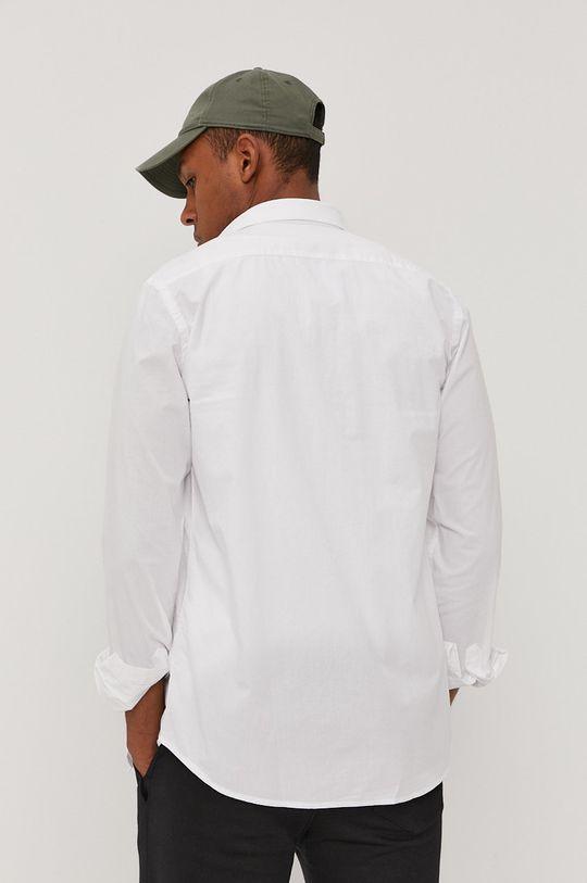 biela Lee Cooper - Bavlnená košeľa