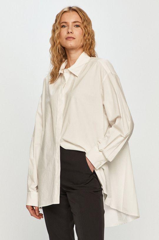bílá Silvian Heach - Bavlněné tričko Dámský