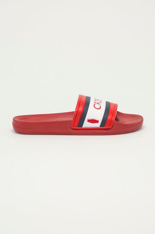 červená Cross Jeans - Šľapky Dámsky