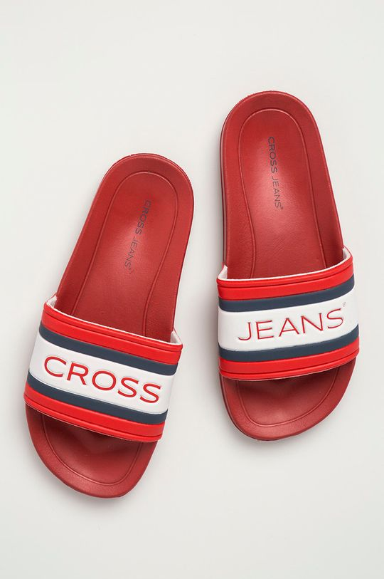 červená Cross Jeans - Šľapky