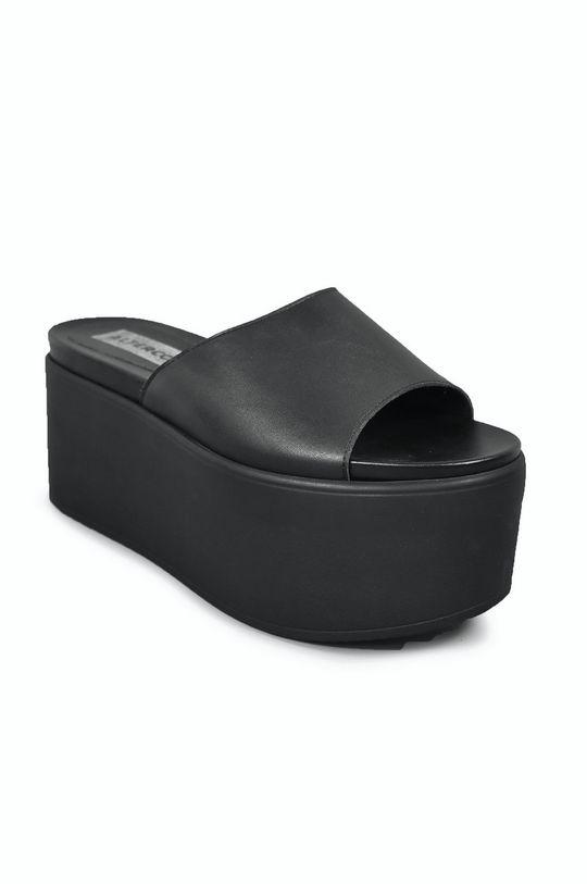 Altercore - Pantofle SHANNA VEGAN černá