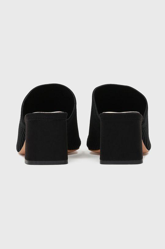Kazar Studio - Papuci  Gamba: Material textil Interiorul: Piele naturala Talpa: Material sintetic