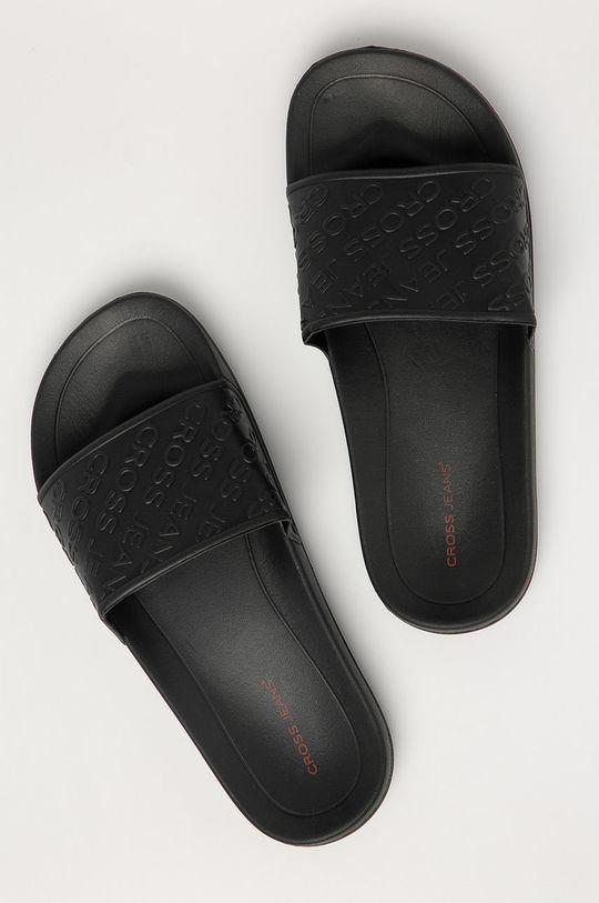 čierna Cross Jeans - Šľapky